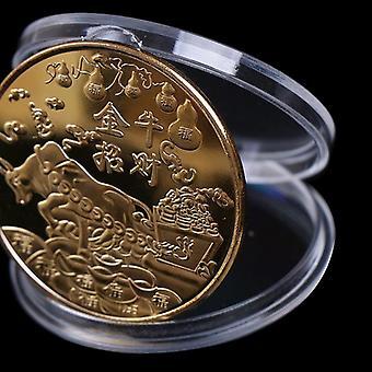 Gold Coin Ox Commemorative Coins