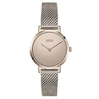HUGO Hugo 1540085 Cherish Pale Rose Gold Ladies Watch