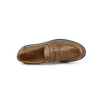 SB 3012 - shoes - moccasins - S1-CRUST-VERDE - men - olive - EU 40
