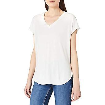 Herrlicher Lilina Micromodal T-Shirt, Chalk 132, M Woman