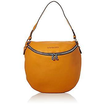 Bogner 4190000161, Women's Shoulder Bag, Yellow (Darkyellow 152),, 10x30x31 cm (B x H x T)