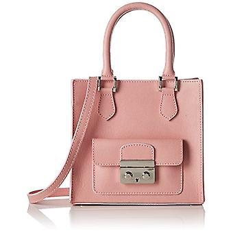 Bolsa Bolsa 8655, Bolso de Mujer, Rosa, 21x20x16 cm (W x H x L)