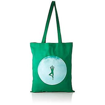 Texlab VEND-109422 - Fabric bag, unisex, one size fits all, color: Green