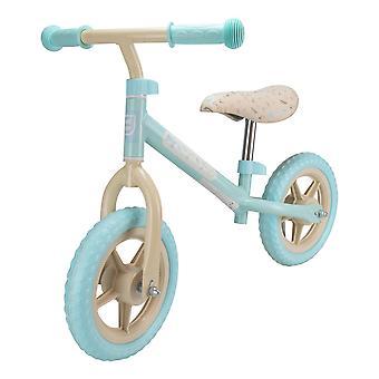 ファンビー - 子供のユニセックスメタルバランスバイク(ターコイズ)