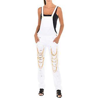 MET Frauen Overalls Lexy/E Weiß