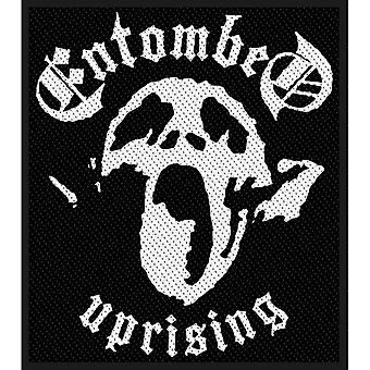 Entombed - Uprising Standard Patch