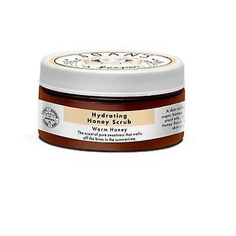 Joans A Keeper Hydrating Honey Scrub Warm Honey, 8 Oz