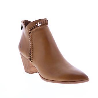 Frye Vuxen Womens Reed Feather Bootie Ankle & Booties Stövlar