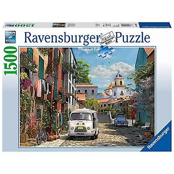 Ravensburger Idyllic South Of France Jigsaw Puzzle (1500 Pieces)