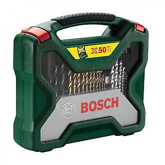 Bosch Drill &skruetrækkerbitsæt - 50pcs