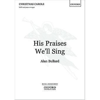 Hans lovord Vi sjunger