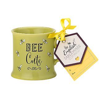 English Tableware Co. Bee Cute Small Tankard Mug