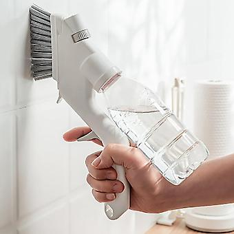 4 Kitchen Cleaning Brushes, Convenient Home Cleaning Tools For Crevices, Window Brush Cleaner