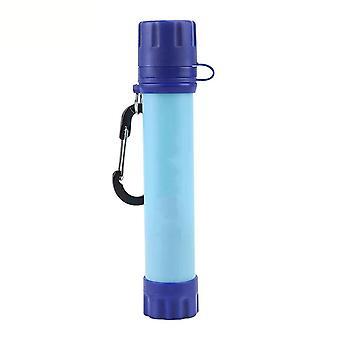 Filtre à eau d'origine paille alternative à la vie filtre à eau de paille paille distributeur d'eau portable pour la survie en extérieur