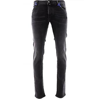 Jacob Cohen Gris Nick Slim Fit Jean