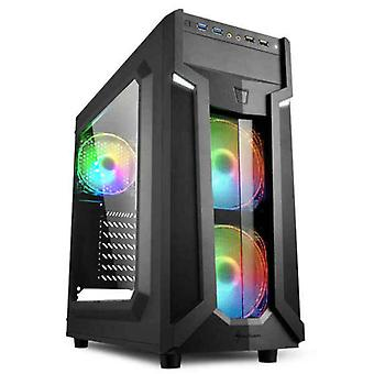 ATX Semi-toren Box Sharkoon VG6-W RGB