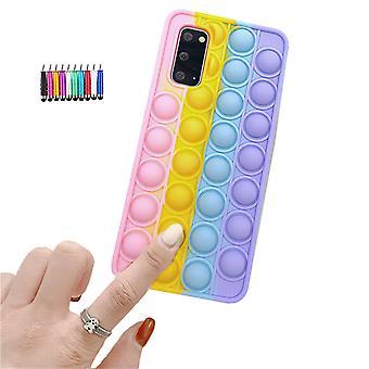 Samsung Galaxy S20 Fe/s20 Fe 5g - Shell / Bescherming / Pop It Fidget