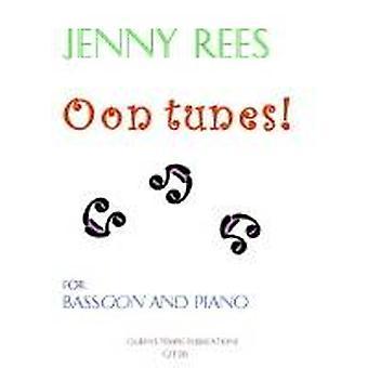 Oon Tunes! (Jenny Rees) BASSOON & PIANO
