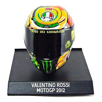 AGV Valentino Rossi (2012) in Yellow/Orange