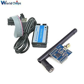 Cc2530 zigbee module uart wireless core board development board cc2530f256 puerto serie inalámbrico con