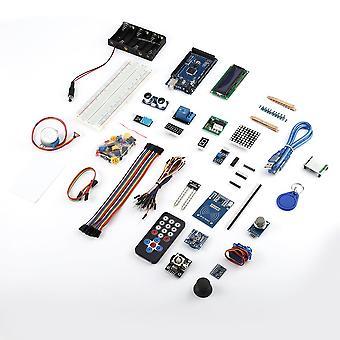 Super Mega 2560 Štartérna súprava pre Arduino 1602lcd Rfid Relay Motor Buzzer
