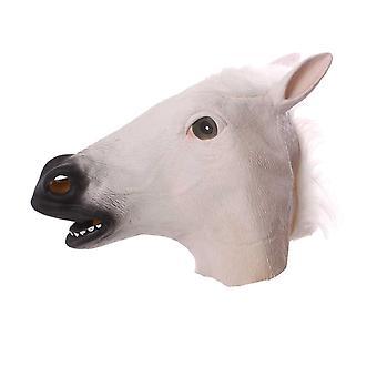 Masque de tête de cheval d'Halloween Masque animal Masque Masquerade Party Costume Funny Crazy Mask