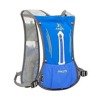 Mode Multifunktionell, vattentät sportryggsäck med flera fickor
