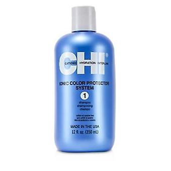 Chi Ionic Colour Protector System 1 Shampoo - 355ml/12oz