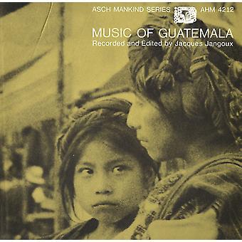 Music of Guatemala - Vol. 1-Music of Guatemala [CD] USA import