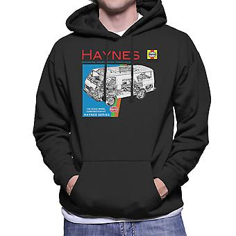 Haynes Owners Workshop Manual 0637 VW LT Van Men's Hooded Sweatshirt