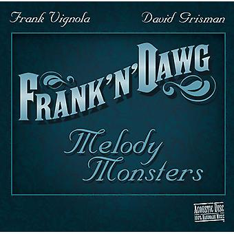 Grisman*David / Vignola*Frank - Frank N Dawg [CD] USA import