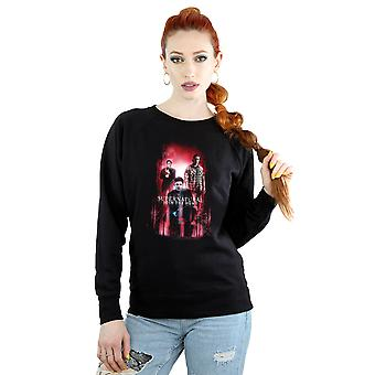 Supernatural Women's Group Crowley Sweatshirt