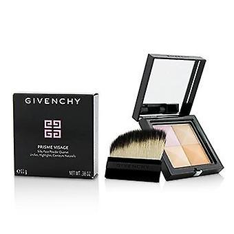 Givenchy Prisme Visage mătăsos face pulbere Cvartetului-# 3 trandafir Popelină-11g/0.38 oz