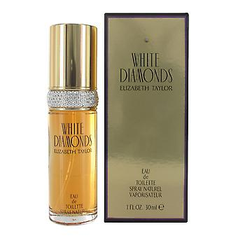 Elizabeth Taylor White Diamonds 30ml Eau de Toilette Spray for Women