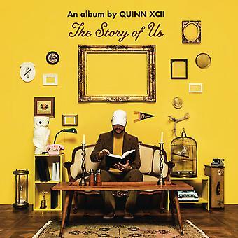 Quinn Xcii - historien av oss [Vinyl] USA import