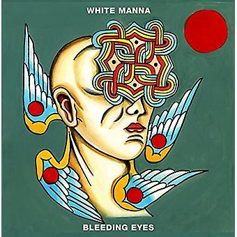 White Manna - Bleeding Eyes [CD] USA import