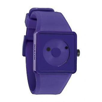 Nixon de Newton Purple Herrenuhr (A116230)