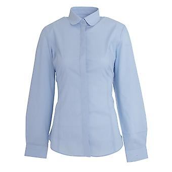 Brook Taverner Womens/Ladies Trevi Long Sleeve Poplin Shirt