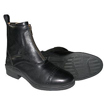 Mark Todd Adults Campino Zip Paddock Boots