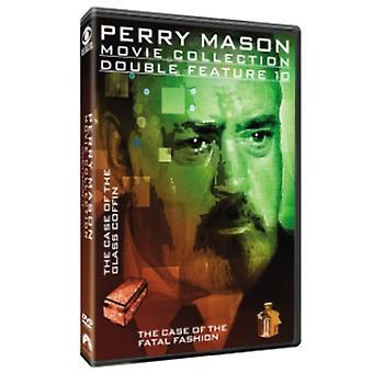 Perry Mason: Caso del ataúd de cristal / de la importación de los E.e.u.u. caso de Fatal [DVD]