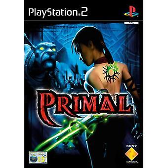 Primal (PS2) - Fabbrica sigillata
