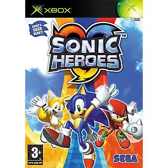 Sonic Heroes (Xbox) - New