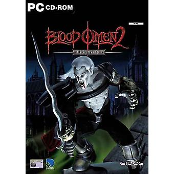 Legacy of Kain Blood Omen 2 - New
