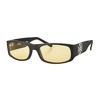 West Coast choppers sunglasses yellow Gangscript