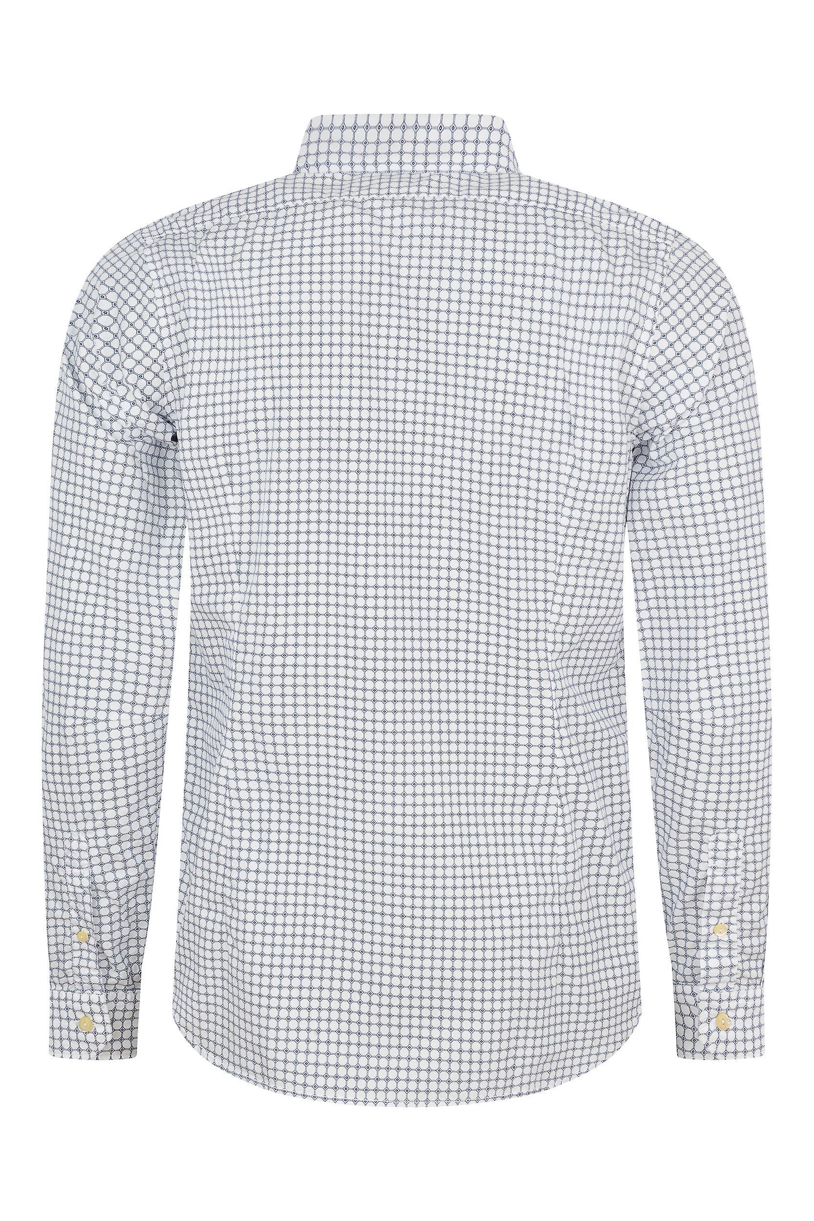 Fabio Giovanni Copertino Shirt - Mens Italian Stylish Casual Shirt - Long Sleeve