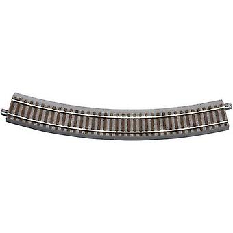 61124 H0 Roco GeoLine (incl. Rail bed) curve 30 ° 511,1 mm