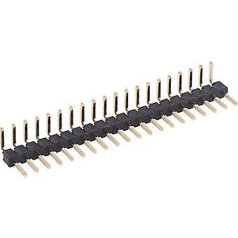 BKL elektronische Pin strippen (standard) nr. rijen: 1 Pins per rij: 20 10120405 1 PC('s)