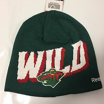 Reebok Yüz Kapalı Beanie Minnesota Wild