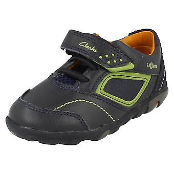 Boys Clarks First Shoes Top Class