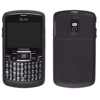 AGF Premium silikagelová kůže pro Samsung Jack SGH-i637-černá